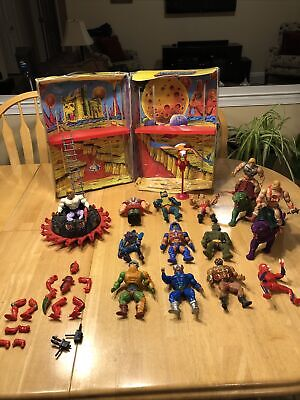 $329.95 • Buy 80s MASTERS OF THE UNIVERSE MOTU HE-MAN LOT 12 COMPLETE FIGURES, 3 Beasts, More