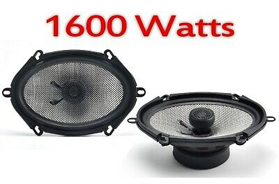 £34.95 • Buy OE AUDIO 5x7 / 6x8 Inch 2-way Coaxial Car Speakers Quality Clear Sound !