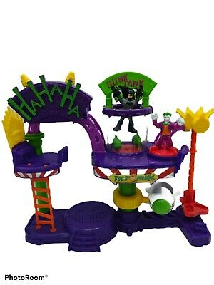 Fisher-Price Imaginext DC Super Friends The Joker Laff FactoryWith Figures  • 16.99£