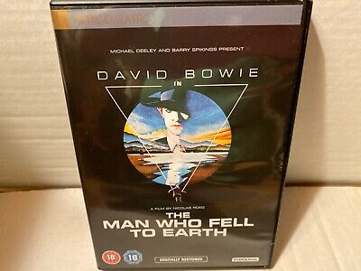 The Man Who Fell To Earth - David Bowie - Excellent ! • 9.95£