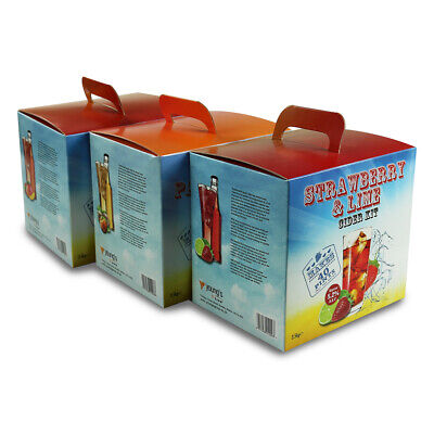 Youngs Premium 40 Pint Home Brew Cider Kits - Buy 2+ For 5% Discount • 27.95£