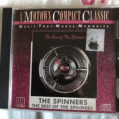 £9 • Buy The Spinners Best Of Cd Motown