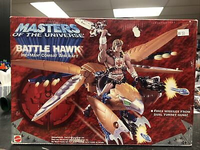 $49.99 • Buy Masters Of The Universe Battle Hawk He-Man Battle Aircraft