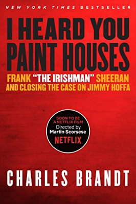 Brandt Charles-I Heard You Paint Houses (US IMPORT) BOOK NEW • 12.90£