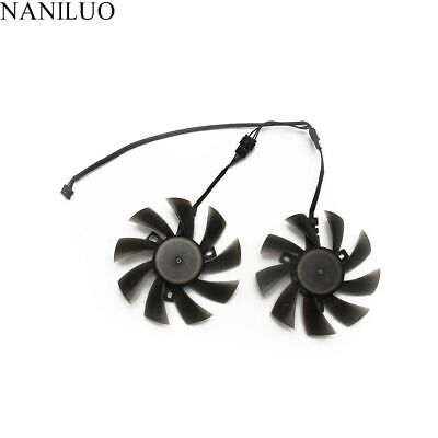 $ CDN15.14 • Buy T129215SU Cooling Fans For Palit GeForce GTX 1070 Ti 1070 1060 1080 Dual Cards