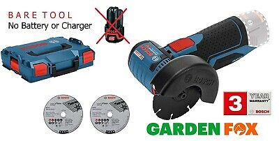 £138.97 • Buy BARE TOOL - Bosch GWS 12V-76 Cordless ANGLE GRINDER 06019F2003 3165140843591
