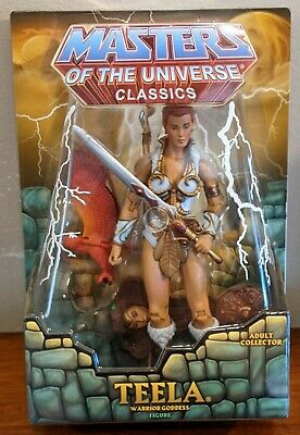 $183.99 • Buy Teela With Zoar MOTU Masters Of The Universe Classics Sealed MOC - FREE SHIPPING