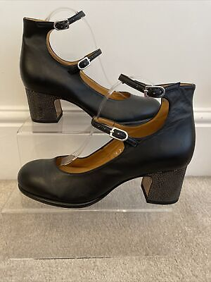£160 • Buy BRAND NEW AUDLEY LONDON STUNNING LEATHER Mary Janes Size 37 RRP £259