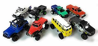 $ CDN33.87 • Buy MAISTO 4x4 Rebels Off Road Collection 8 Pack