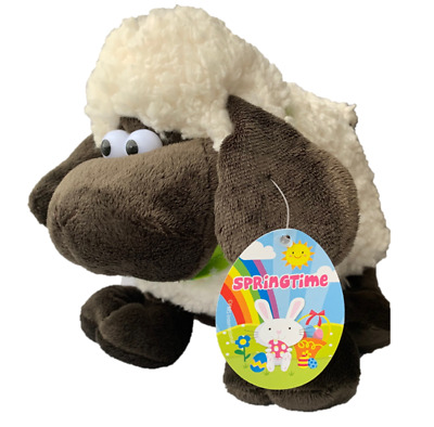 £8.99 • Buy Soft Sheep Soft Toy Baby Lamb Plush Super Soft Cuddly Toy 22cm Easter