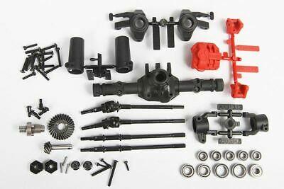 £64.99 • Buy AR44 Locked Axle Set Front Or Rear Complete AX31438 Axial SCX10 II 3.75 Gear