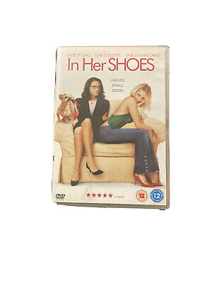 £1.40 • Buy In Her Shoes (DVD) Cameron Diaz Toni Collette Shirley Very Good
