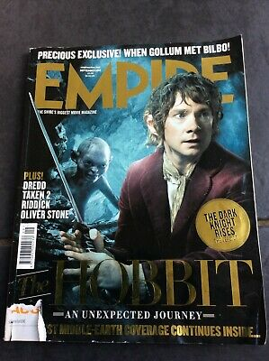 £2.60 • Buy Empire Magazine Issue 279 - September 2012 - The Hobbit: An Unexpected Journey