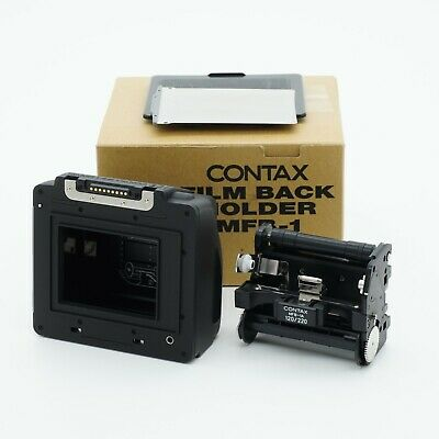 $ CDN544.37 • Buy Contax 645 MFB-1 Film Back With MFB-1A 120/220 Insert
