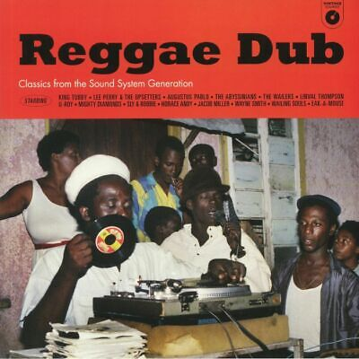 VARIOUS - Reggae Dub: Classics From The Sound System Generation - Vinyl (LP) • 15.84£