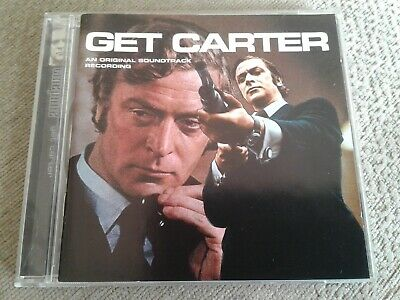 Roy Budd - Get Carter Original Soundtrack, CD Freepost In Very Good Condition * • 5.95£