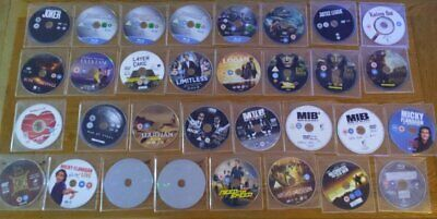 Dvd & Blu Ray Multi Listing - All Mint Condition - Disc Only- Over 190 Titles • 1£