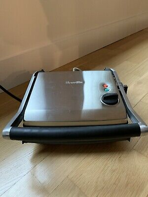 Breville Panini Press Model BGR200XL Tested Great  • 33.95£