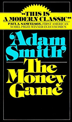 AU21.25 • Buy Smith, Adam-The Money Game (US IMPORT) BOOK NEW