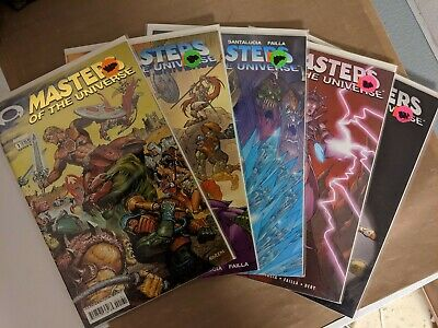 $15.99 • Buy Image Comics Lot Masters Of The Universe He-Man #1 - 4 & #1 Variant. NM