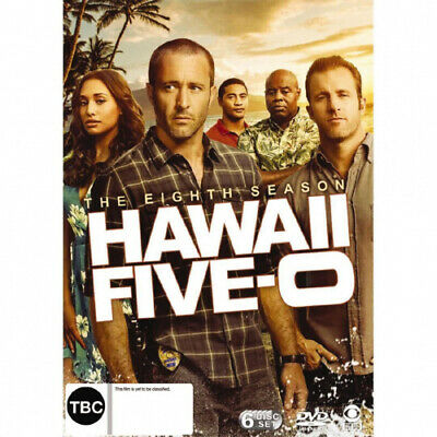 AU37.52 • Buy Hawaii Five-0 Season 8 | Scott Caan | NON-USA Format | PAL | Region 4 Import -