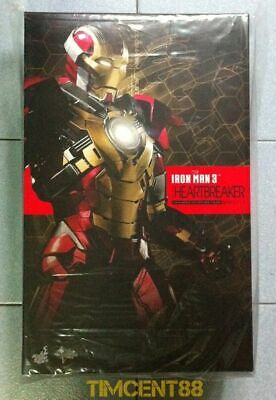 $ CDN357.91 • Buy Ready! Hot Toys MMS212 Iron Man 3 Mark XVII 17 Heartbreaker 1/6 Figure - NEW