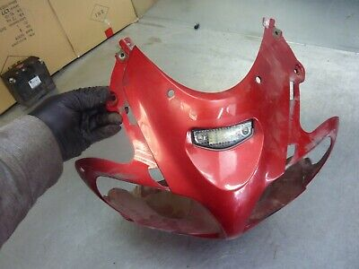 $65 • Buy Headlight Fairing Upper Center SV650S SV650 Suzuki 99 01 02 00 1st Gen #KK18