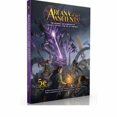 AU89.95 • Buy Arcana Of The Ancients 5E  ||  Dungeons & Dragons 5th Edition: Books