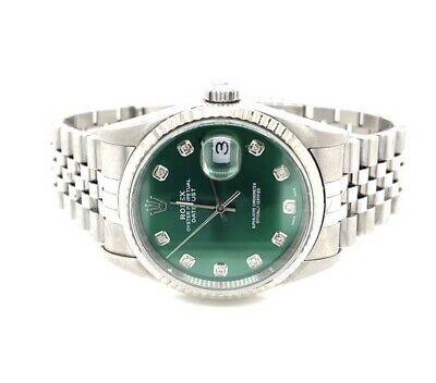 $ CDN9244.43 • Buy Rolex 16234 2005 Box And Papers Mint