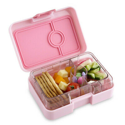 AU49.25 • Buy YUMBOX MiniSnack Leakproof Snack Box (Coco Pink). Best Price