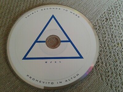 £1.60 • Buy Thirty Seconds To Mars - 30 Seconds To Mars Disc Only No Case Very Good Cond *