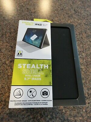$20 • Buy NEW M-Edge Stealth Shell For 9.7  IPads - Black
