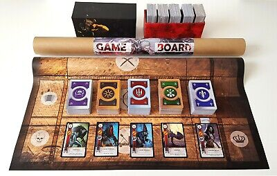 $ CDN176.43 • Buy Witcher 3 Gwent 429 Cards English Full Set 5 Decks In Box Gameboard Game Board