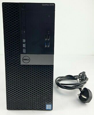 Dell Optiplex 3040 MT I5 6500 @ 3.2GHz 4GB 500GB HDD Windows 10 • 200£