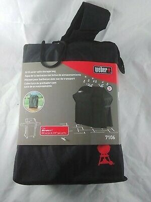 $ CDN50.20 • Buy Weber 7106 Grill Cover Black Storage Bag For Spirit 220 And 300 Series Gas Grill