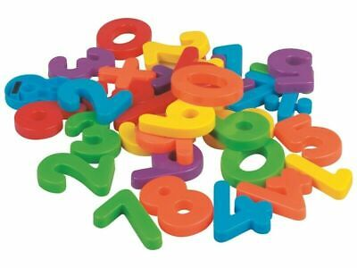 £2.98 • Buy LARGE MAGNETIC Numbers Teaching Fridge Magnets Toys Present Kids Learning Gift