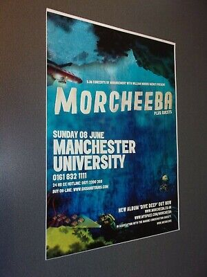 £10 • Buy Concert Posters Frm Manchester 2000-2013