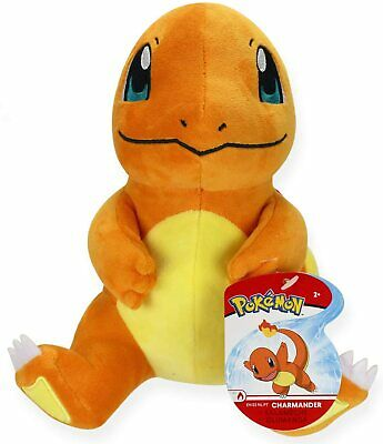 AU34.90 • Buy Pokemon 20cm Charmander Plush Toy Brand New With Tags Genuine Wicked Cool Toys