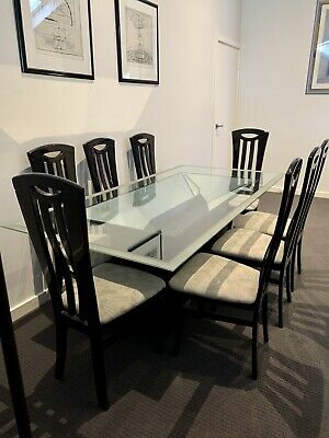 AU650 • Buy Dining Room Table And 8 Chairs