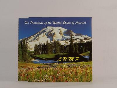 THE PRESIDENTS OF UNITED STATES OF AMERICA LUMP (I55) 3 Track CD Single Picture • 1.66£