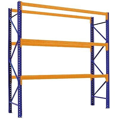 £300 • Buy Commercial Pallet Racking Shelves, Uprights Stand & Beams, Heavy Duty Shelving