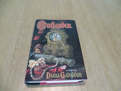 AU18.34 • Buy Outlander By Diana Gabaldon (1991, Hardcover), Probably Early Book Club Edition