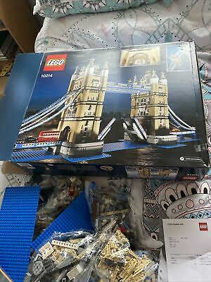 Lego Creator Expert Tower Bridge 10214 • 155£