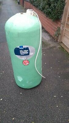 HOT WATER CYLINDER IMMERSION HEATER 1050 X 400 Foam Lagged With Thermostat • 65£