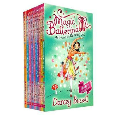 £15.99 • Buy Magic Ballerina Series 10 Books Collection Set By Darcey Bussell (Books 13-22)