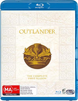 AU52.99 • Buy Blu-Ray-Outlander - Complete Season 1 (UK IMPORT) BLU-RAY NEW