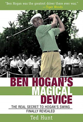 `Hunt, Ted`-Ben Hogan`S Magical Device (US IMPORT) BOOK NEW • 12.48£