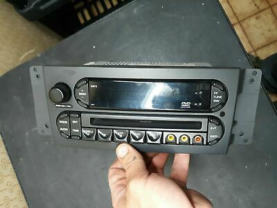 $70 • Buy 04 05 06 07 Chrysler Pacifica & Town And Country Single DVD Player Radio TESTED