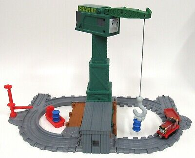£26.17 • Buy Thomas The Train Take N Play Cranky At The Docks Playset Complete