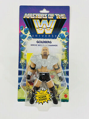 $41.99 • Buy Masters Of The WWE Universe: Goldberg - Wave 6